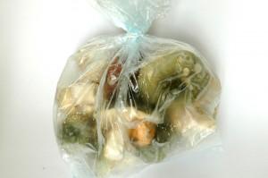 Comment conserver des champignons au congélateur